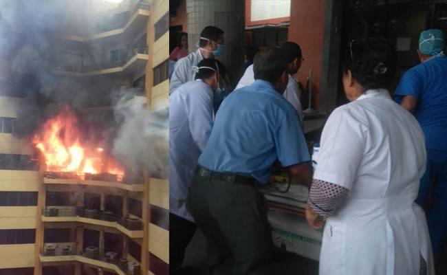 Dos fallecidos y m s de 20 heridos tras incendio en for Ultimas noticias del ministerio del interior